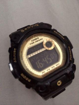 Casio Baby - G Gold Bild