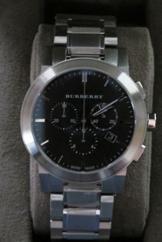 Burberry Chronograph Bu9351 Bild