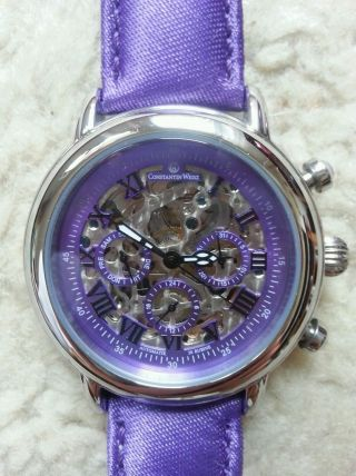 Constantin Weisz Uhr Bild
