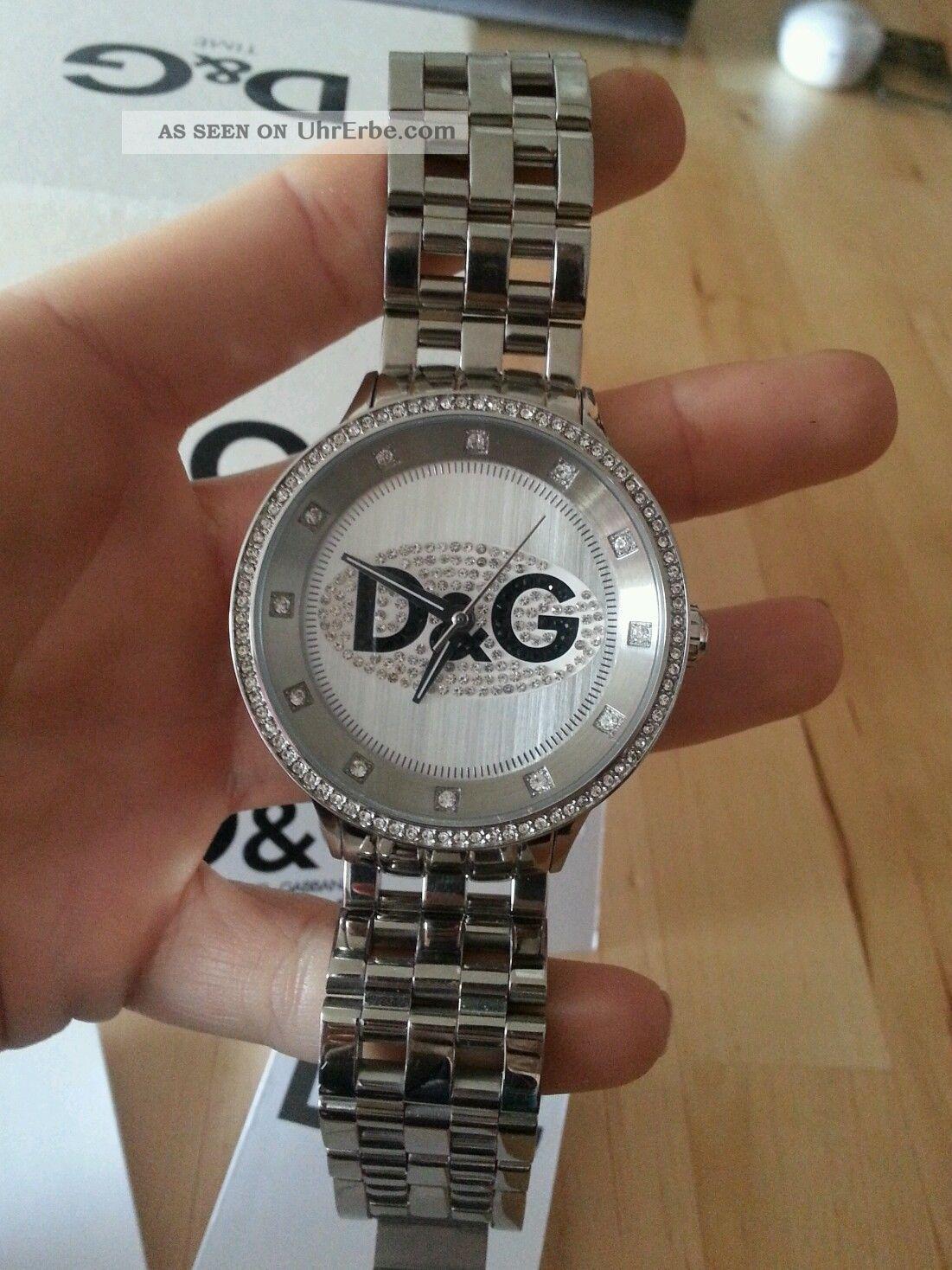 D&g Uhr Unisex Dw0131,  Swarovski Armbanduhren Bild