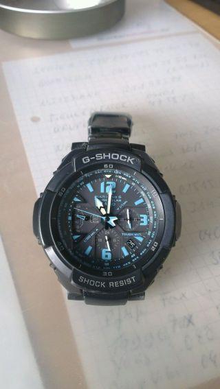 Casio G - Shock Gw - 3000bd - 1aer Armbanduhr Für Herren Bild