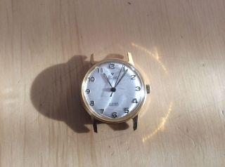 Stowa Handaufzug Armbanduhr 60er Jahre Bild