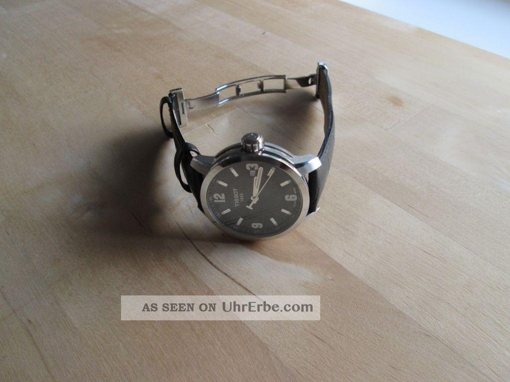 Tissot Prc 200 Saphirglas Topangebot Armbanduhren Bild