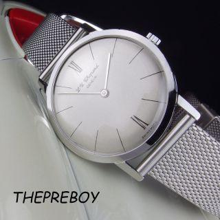 Top Chopard Herren - - - - - Revision - - - - - Peseux 7000 1960er Bild