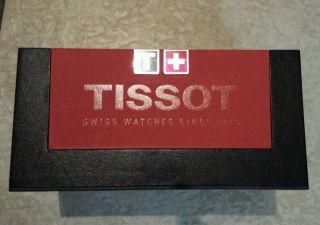 Tissot Armbanduhr Für Damen In Originalverpackung Bild