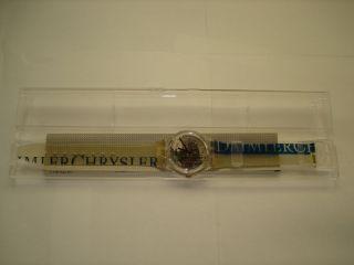 Armbanduhr Swatch Daimler Chrysler Fusion In Originalverpackung Bild