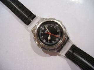 Swatch Uhr Irony Scuba Lava Rock Yds401 Mit Datum Bild