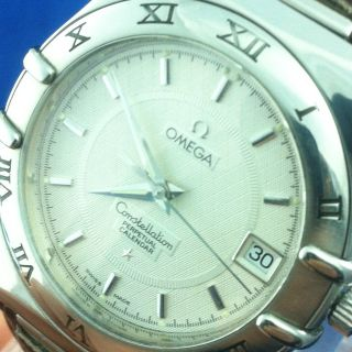 Omega Constellation Perpetual Calendar Cal.  1680 Double Eagle Bild