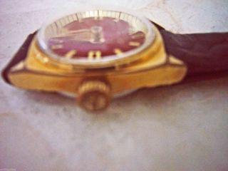 Bifora Damen Armbanduhr Handaufzug 17 Rubis 70er Jahre Bild
