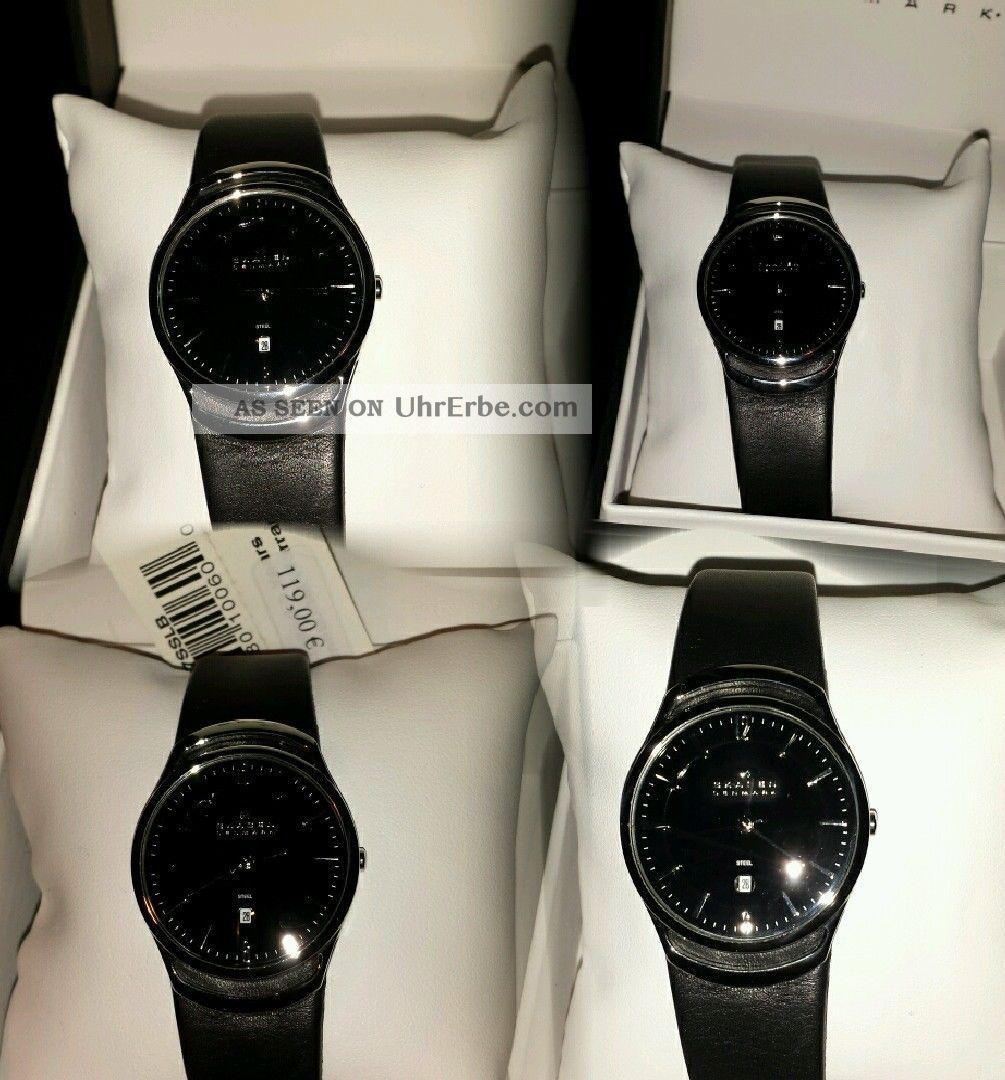 Damen Uhren.  Skagen : Armbanduhren Bild