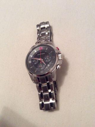 Jacques Lemans Herren - Armbanduhr Xl Liverpool Chronograph Quarz Edelstahl 1 - 167 Bild