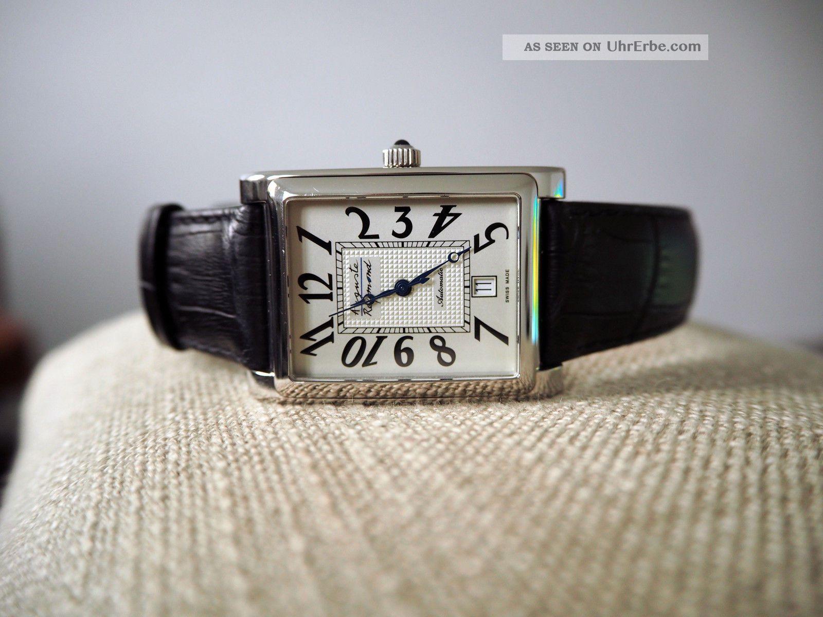 Auguste Reymond Charlston Automatik (edition) Armbanduhren Bild