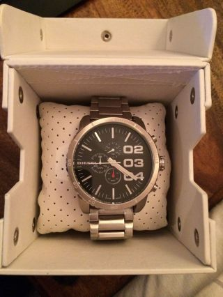 Diesel Armbanduhr Bild