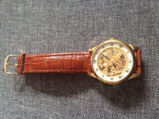 M&m Skelett Uhr Bild