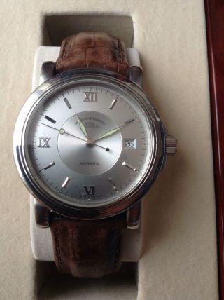 Mühle Mercurius Automatic Armbanduhr Bild