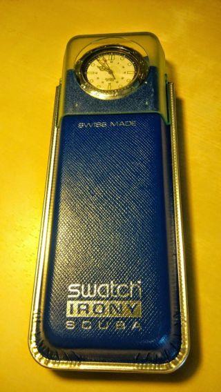 Swatch Irony Scuba In Ovp Bild