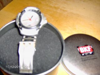 Bkf Herrn Sport Armbanduhr,  In Ovp Bild