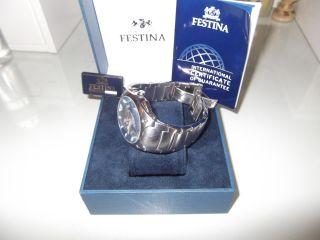 Festina Herren Armband Uhr 6719 Bild