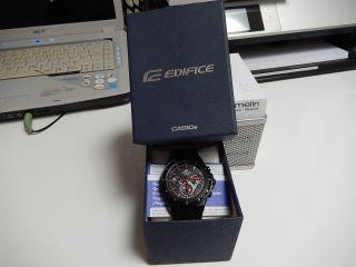 Casio Edifice Ef - 552pb - 1a4vef Armbanduhr Für Herren Bild