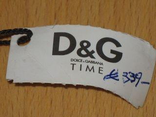 Dolce & Gabbana D & G Damen Uhr Armbanduhr Shout Dw0287 Mit Etikett Ovp Bild