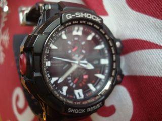 Casio G - Shock Xl Superior Series Digital Quarz Resin Gw - A1000 - 1aer,  Ovp Np 449.  - Bild