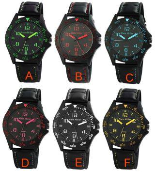 Alain Miller Herrenuhr Armbanduhr 6 Modelle Sam552 Bild