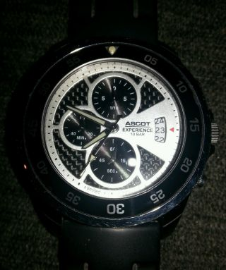Chronograph Ascot Experience Limited Edition Bild