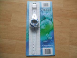 Nachlass Dachbodenfund Opas Sammlung Ascot Sport Armbanduhr Bild