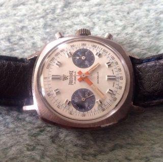 Precimax Vintage Chronograph Valjoux Cal 7733 Bild