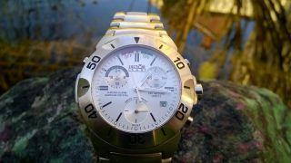 Sector 540 - Herren Alarm/chronograph - Saphirglas - Eta G10 - Swiss Wie Bild