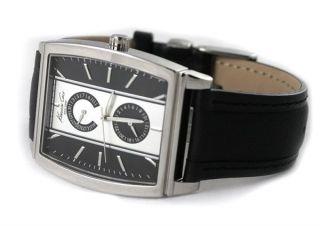 Herren Armbanduhr Kenneth Cole Datum 24 Stunden Leder Kc1729 Uhr Bild