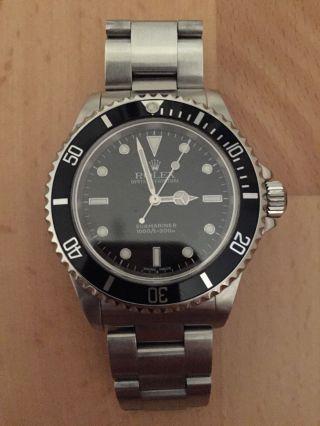 Rolex Submariner Bild