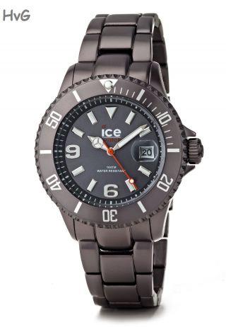 Angebot Ice Watch Uhr Ice - Alu Anthrazit Unisex Al.  Ac.  U.  A.  12,  Von Privat Bild