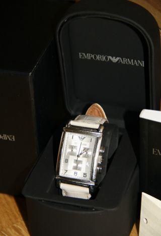 Emporio Armani - Ar 0295 Damen Uhr