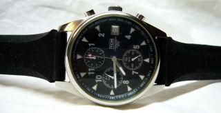 Tcm Herren Armbanduhr Chronograph Bild
