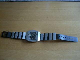 Vintage Kienzle Sport Herren Armbanduhr 70 ' Er Jahre Bild