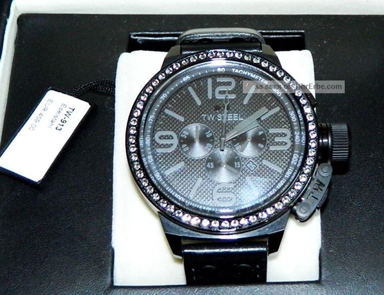 Tw Steel Tw - 913 Ceo Canteen Wneu Restgarantie 459€ Armbanduhren Bild