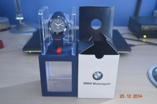 Ice - Watch Bmw Motorsport Unisex Blue Bild