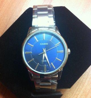 Casio Mtp 1303pd Herren Armbanduhr Bild