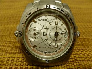 Casio Armbanduhr Top Bild