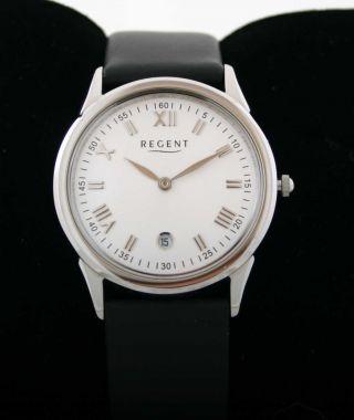 Regent Herren Armbanduhr Bild