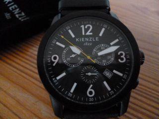 Kienzle Herren Chronograph 1822 Analog