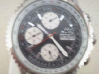 Herrenuhr Automatik - Chronograph Bild