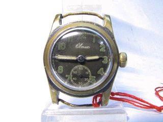 H - Armbanduhr - Olmex - Wehrmachtsuhr ? Bild