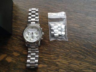 Michael Kors Armbanduhr Uhr Chronograph Mk5304 Bild