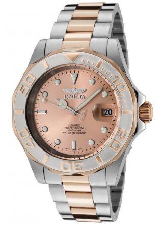 Invicta 9423 - Rosa Automatisch - Diver - Damen Armbanduhr Bild