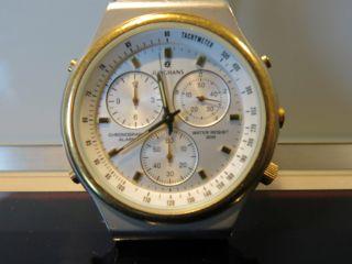 Junghans Chronograph Alarm Bild