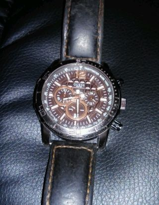 Guess Uhr W19006g2 Bild