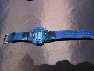 Casio G - Shock Dw - 8800 (1443) Armband Uhr RaritÄt Bild