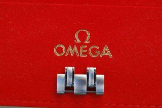 Omega Seamaster Professional 20mm Glied Verlängerungsglied Band Armband Link Bild